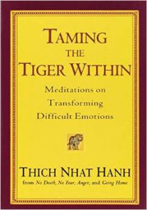 """Taming the tiger within""resource suggested by Life Cycles Counseling"