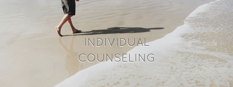 Individual Counseling Services with Life Cycles Counseling