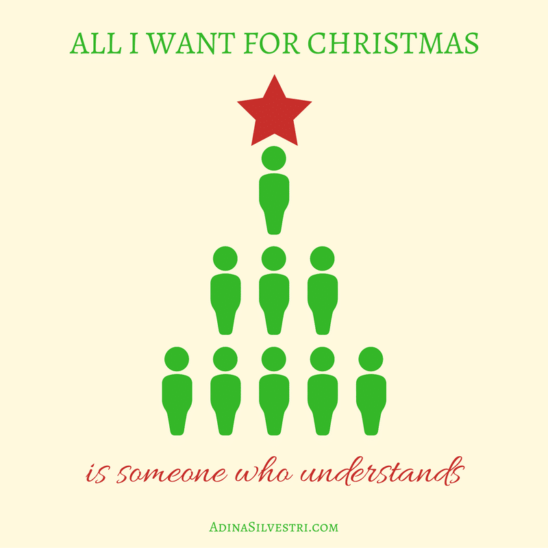 All I Want for Christmas is Someone Who Understands - Group Counseling Sessions at Life Cycles Counseling