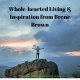 www.adinasilvestri.com whole-hearted living & inspiration brene brown