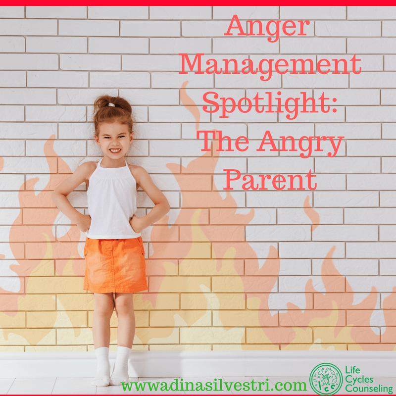 www.adinasilvestri.com Anger Management Parenting