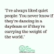 adinasilvestri.com quote of the day to the quiet people