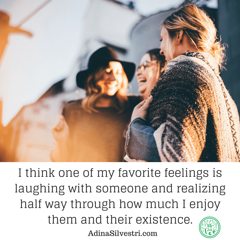adinasilvestri.com quote of the day laughter