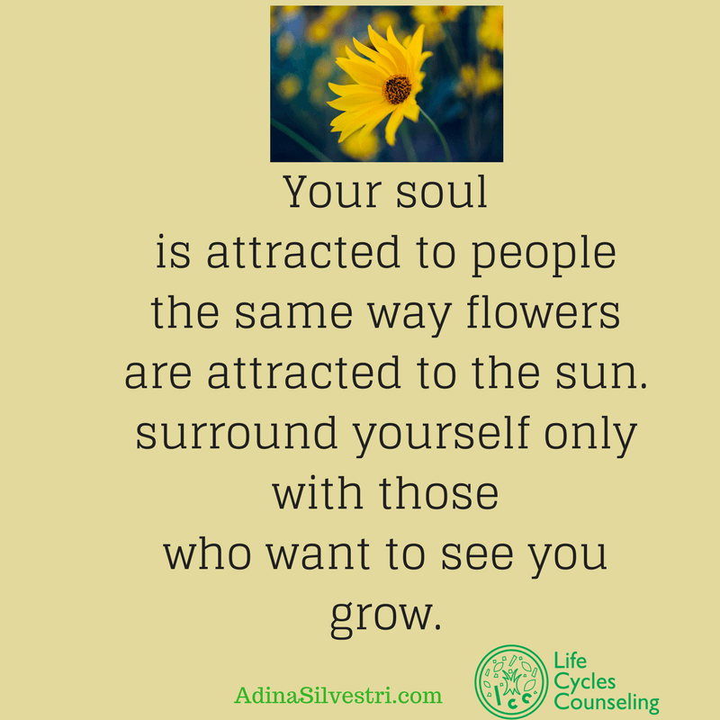 www.adinasilvestri.com quote of the day your people your soul