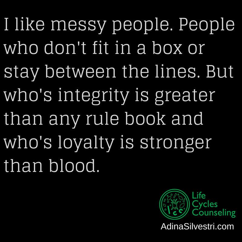 adinasilvestri.com quote of the day to the outsiders