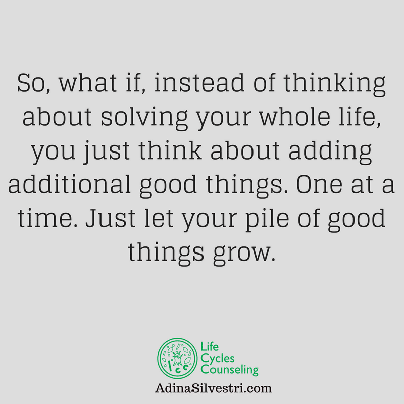 adinasilvestri.com quote of the day let it grow