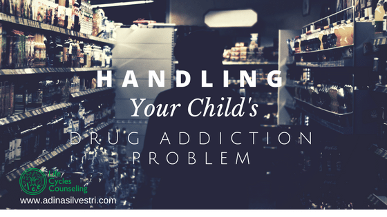 Handling Your Child's Drug Addiction Problem