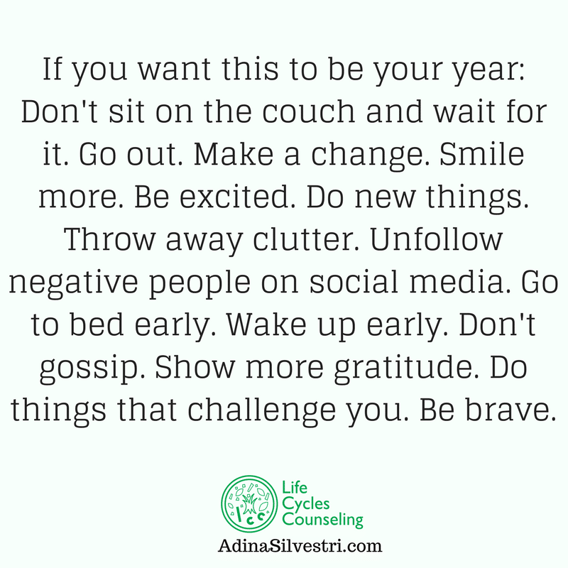 adinasilvestri.com quote of the day your year