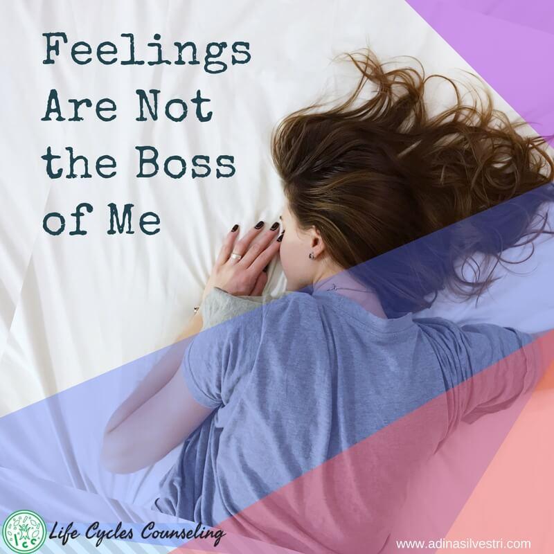 Feelings; emotions