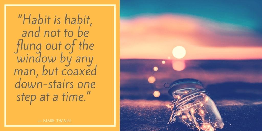 adinasilvestri.com quote of the day Habit is habit