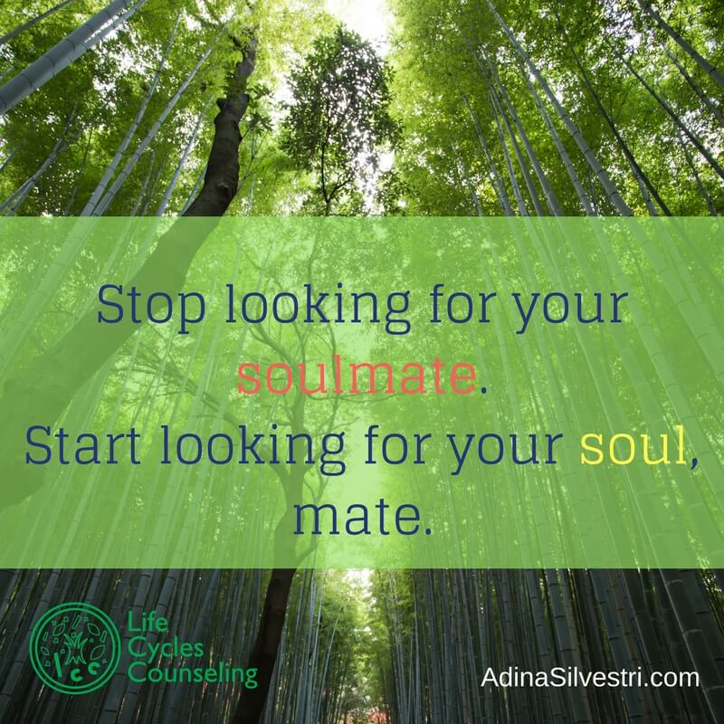 adinasilvestri.com quote of the day soul, mate