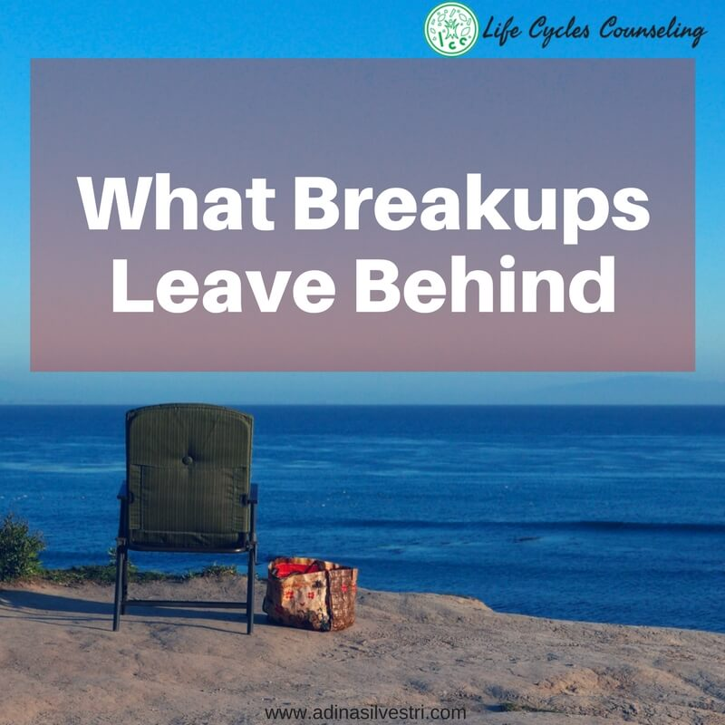 What Breakups Leave Behind