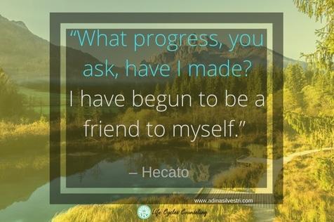 adinasilvestri.com quote of the day progress