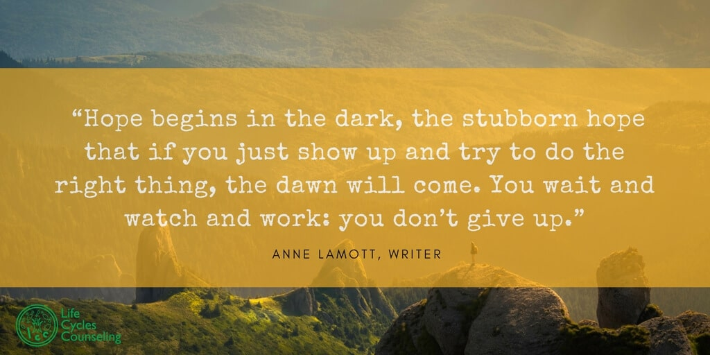 adinasilvestri.com quote of the day Hope