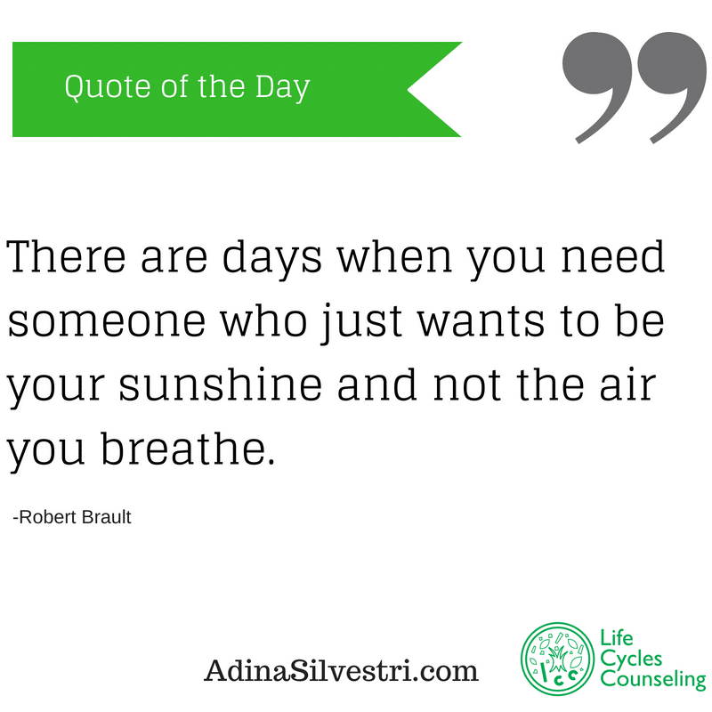 quote of the day: Not he air you breathe.