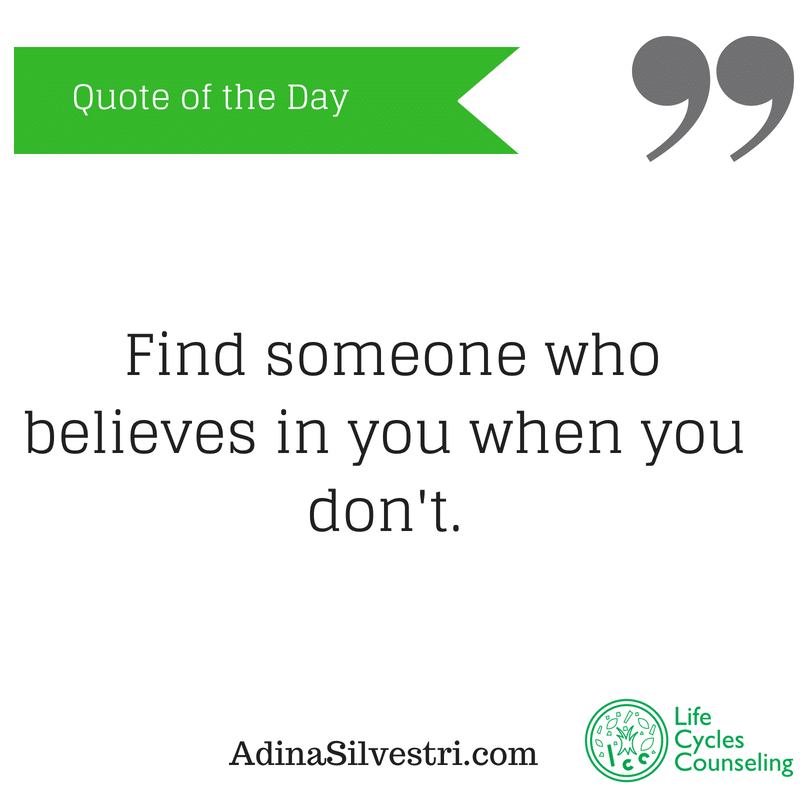 adinasilvestri.com quote of the day, love
