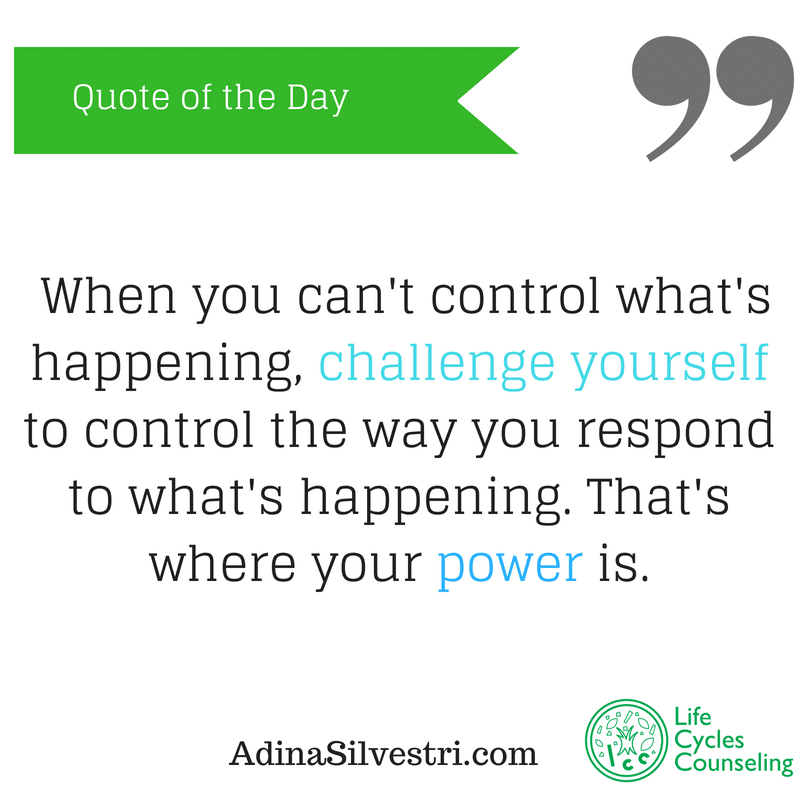 adinasilvestri.com quote of the day where the power is