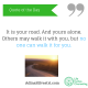 adinasilvestri.com quote of the day your road
