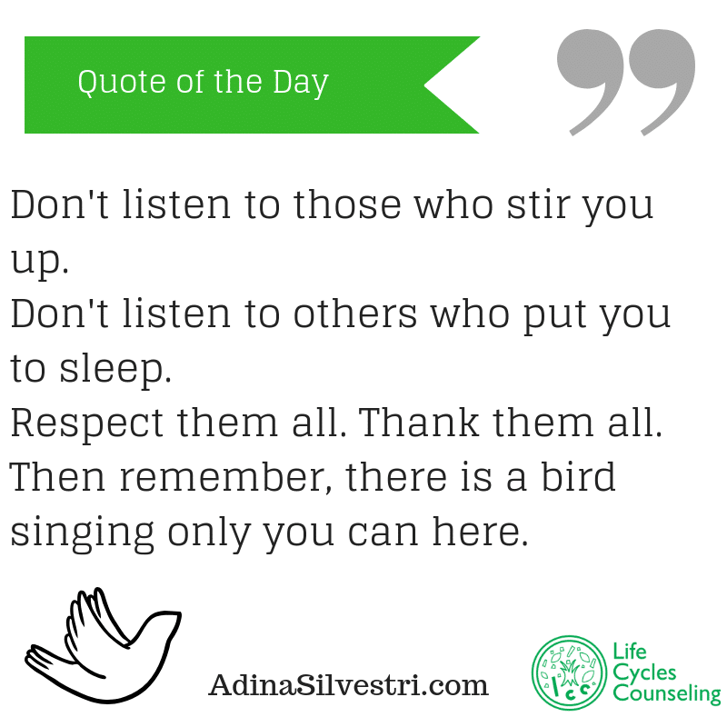 adinasilvestri.com quote of the day freedom