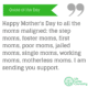 adinasilvestri.com quote of the day Happy Mothers Day