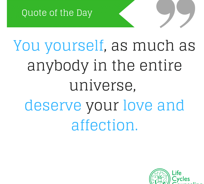 adinasilvestri.com quote of the day you deserve it.
