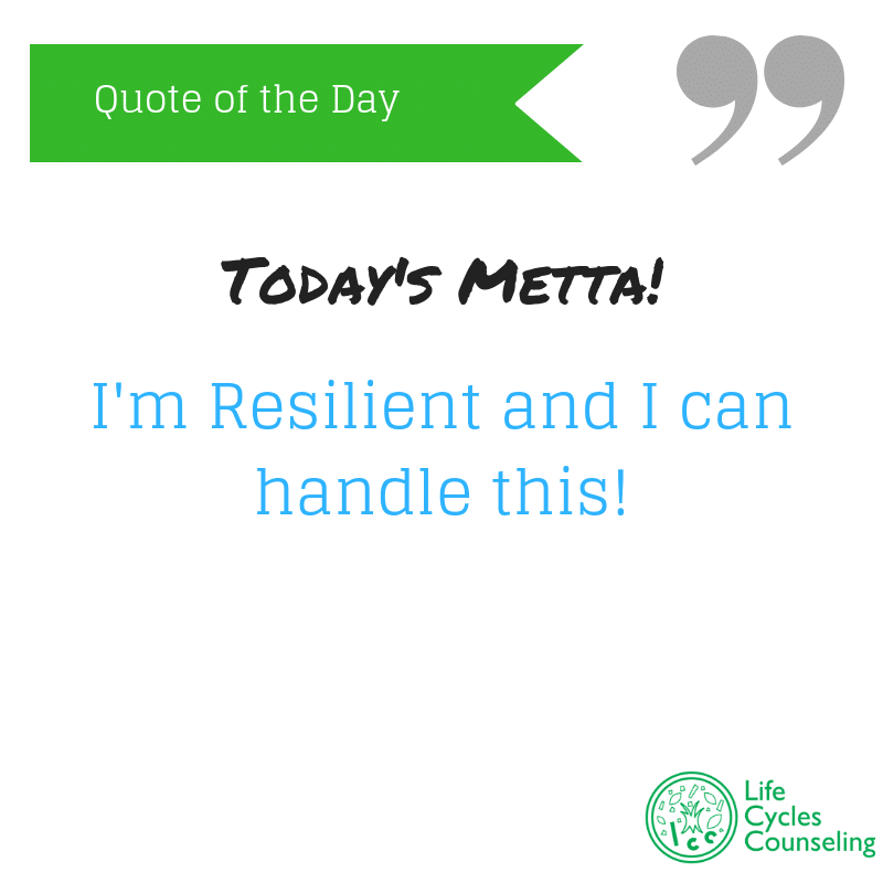 adinasilvestri.com quote of the day today's metta