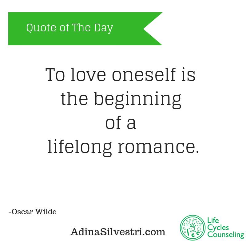 adinasilvestri.com quote of the day self-love