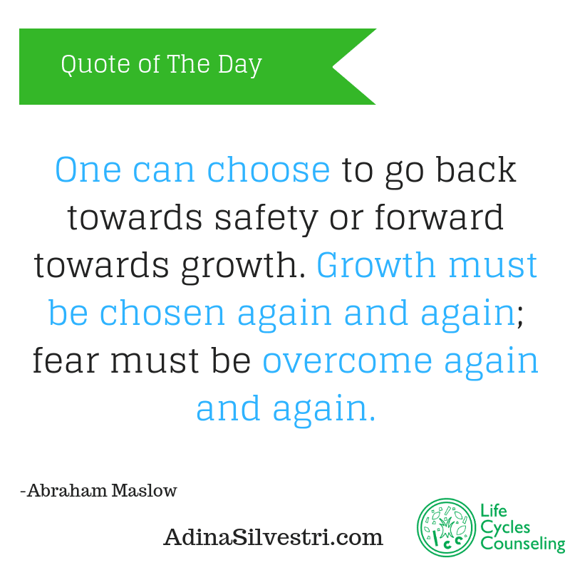 adinasilvestri.com quote of the day onwards