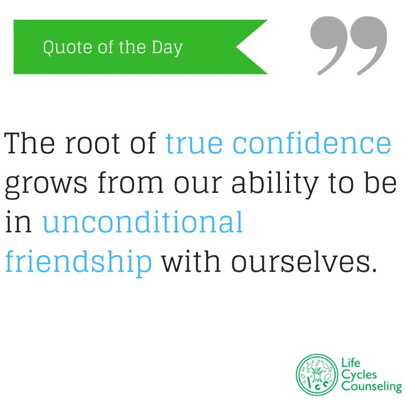 adinasilvestri.com quote of the day confidence