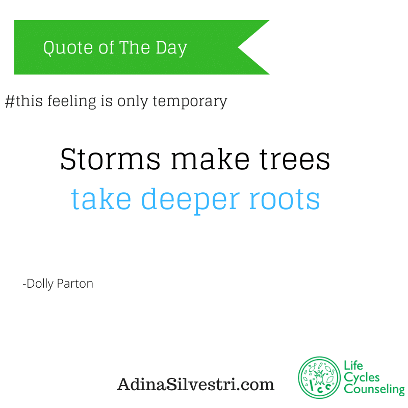 adinasilvestri.com quote of the day deep roots