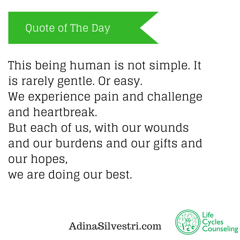 adinasilvestri.com image of quote of the day