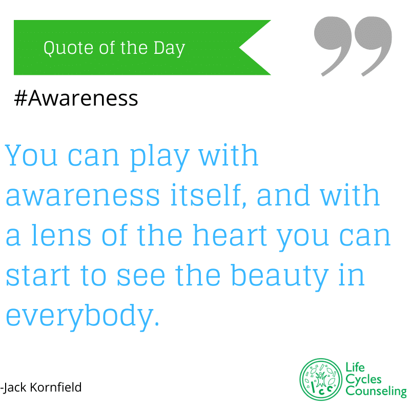 image of adinasilvestri.com quote of the day awareness