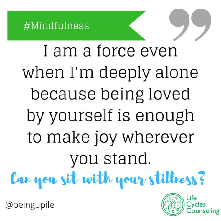adinasilvestri.com quote of the day #mindfulness