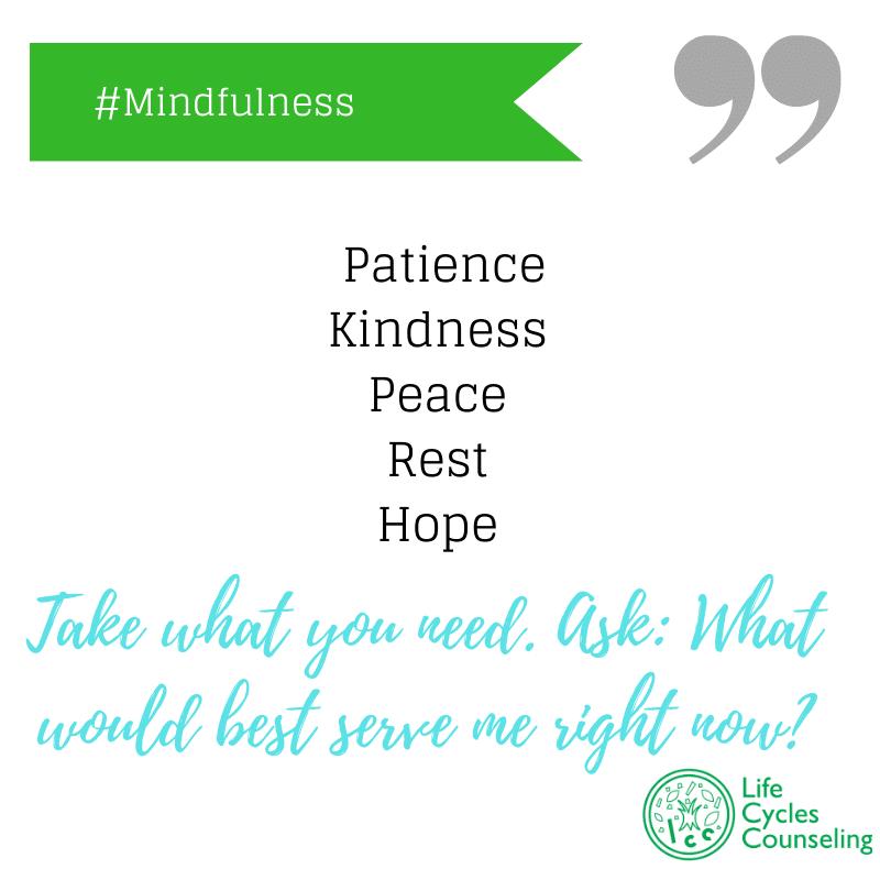 adinasilvestri.com Mindfulness quote