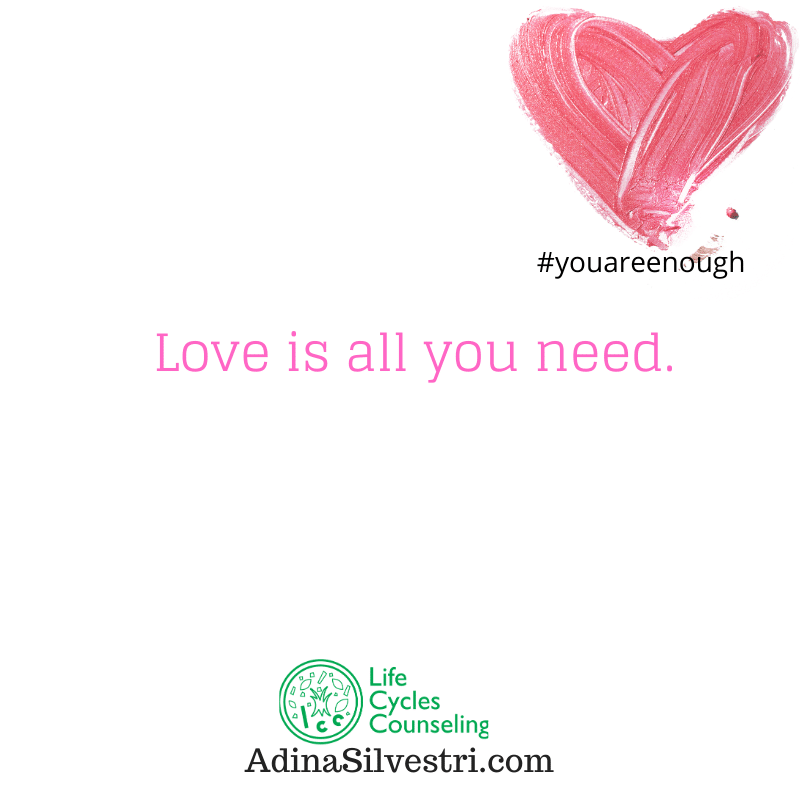adinasilvestri.com You are enough