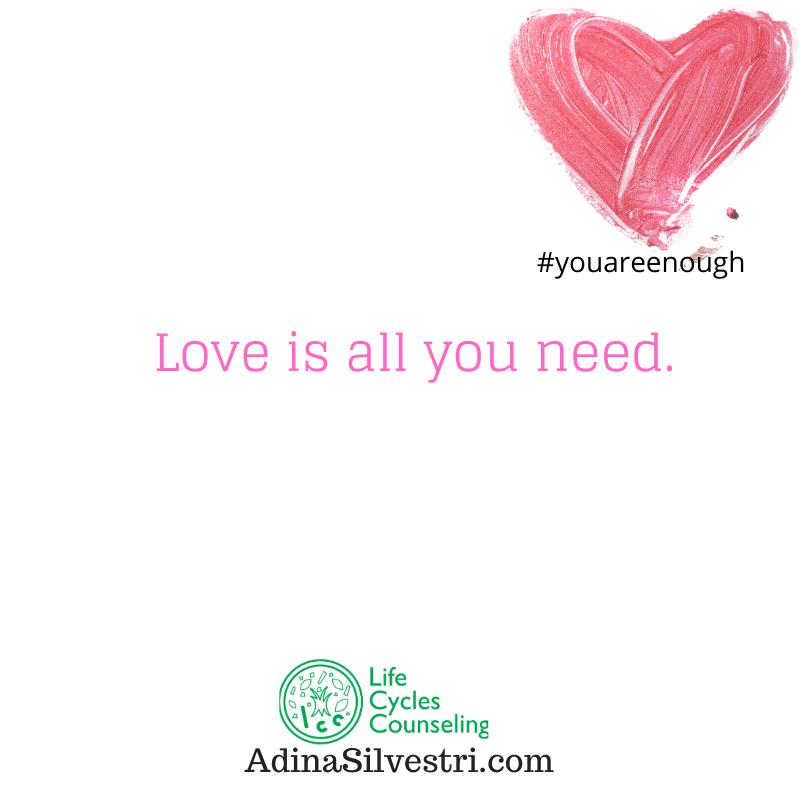 adinasilvestri.com You are enough