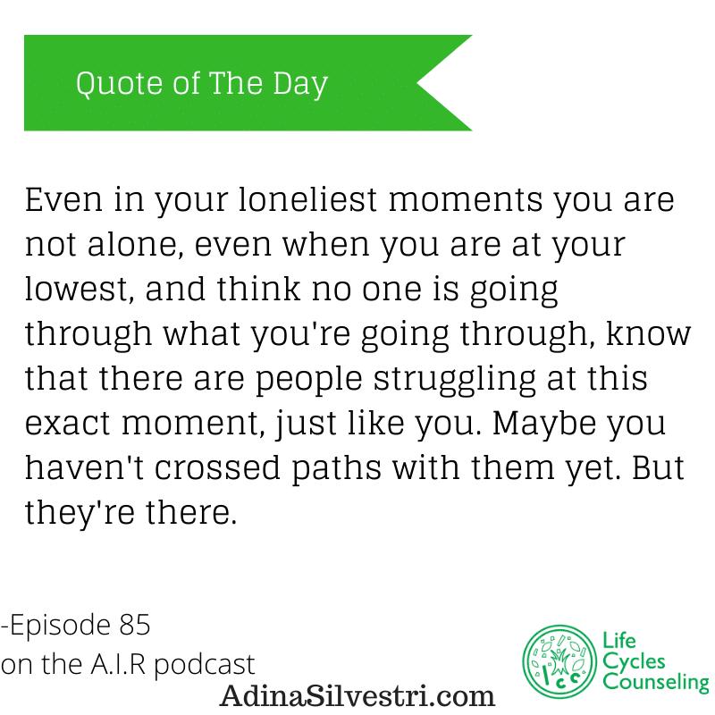 adinasilvestri.com quote of the day