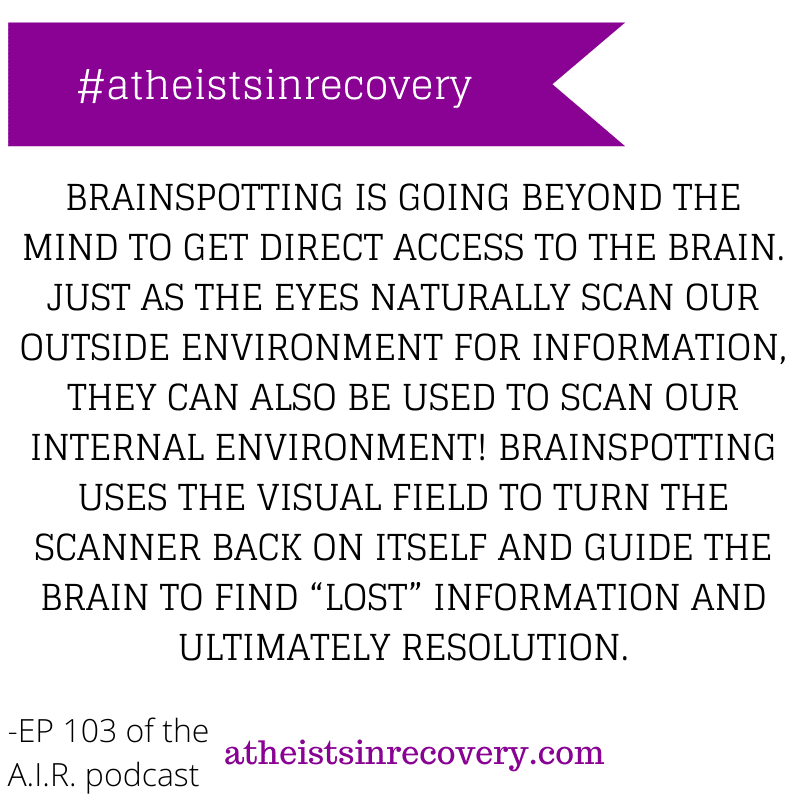 atheistsinrecovery.com quote of the day